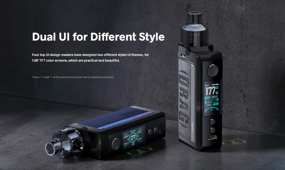 drag max kit 177w by voopoo 6