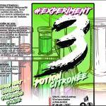Potion citronée - #Experiment 3