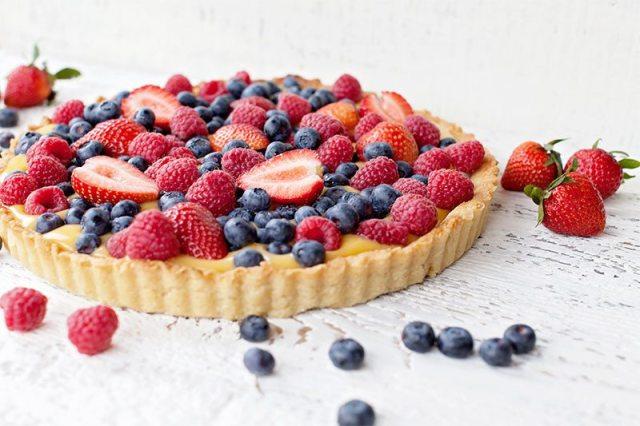 berry-tart
