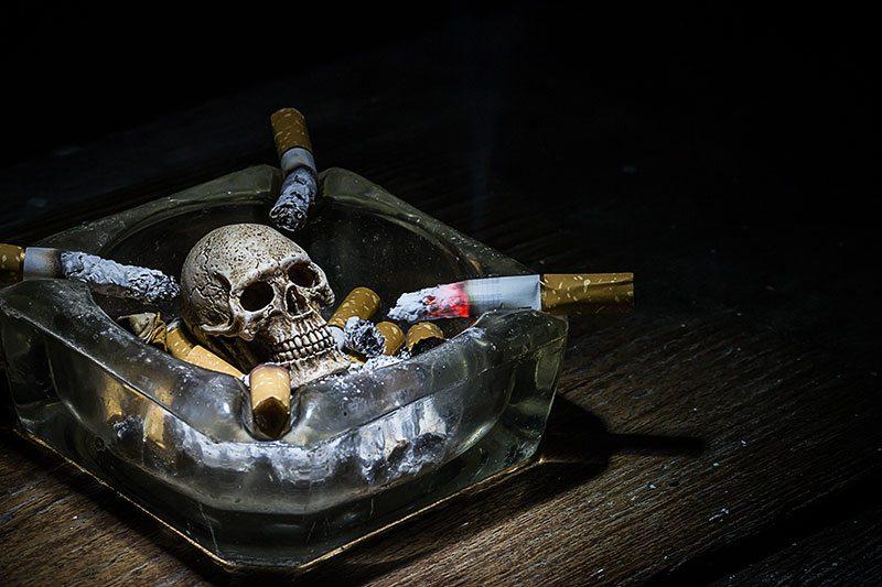 is vaping as bad as smoking