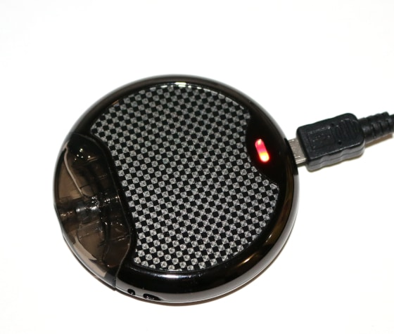Maxpod Circle Charge Red