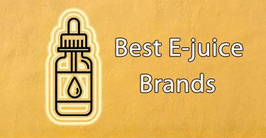 Best E-juice Brands 2019 - 15 Top E-liquid Brands on the