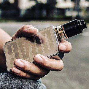 best dual 18650 box mod small