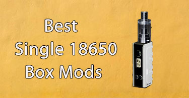 Best Box Mod 2020.Best Single 18650 Box Mod 2020 10 Best Single 18650