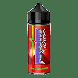 red slush e liquid