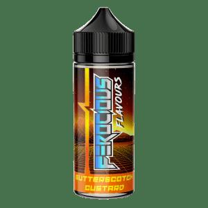 butterscotch custard e liquid
