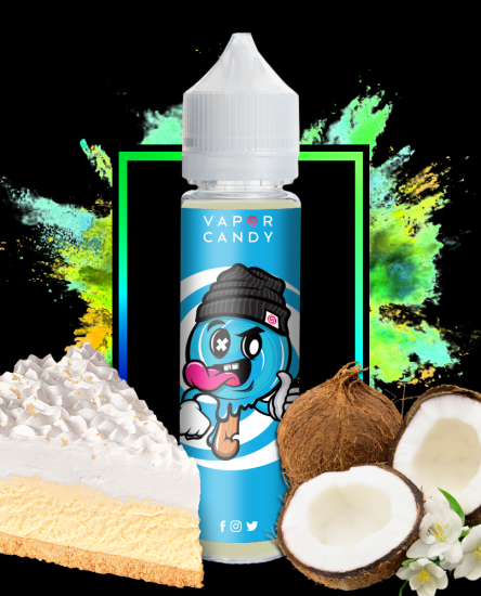 french vanilla coconut vape