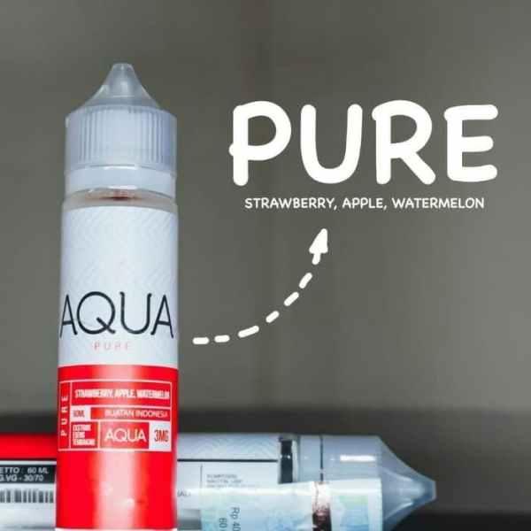 Aqua Pure Liquid Vapor Vape