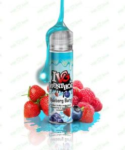 Blueberg Burst (Booster 50ml) de I VG Menthol