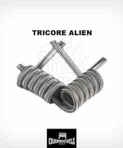 Resistencia Artesanal Tricore Alien (Electrónico)