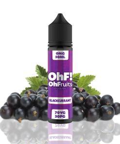 OhFruits E-Liquids Blackcurrant