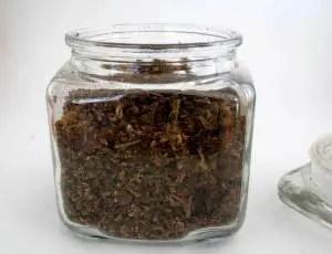 Comer a erva vaporizada (ABV) ou preparar óleo?