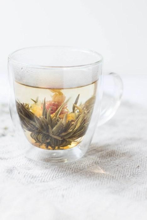 chá de maconha