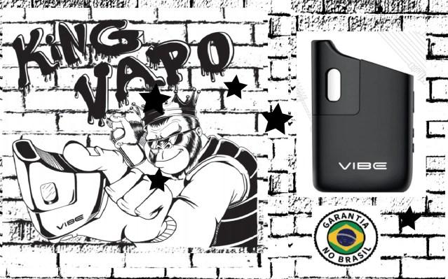Vibe vaporizador KingVapo