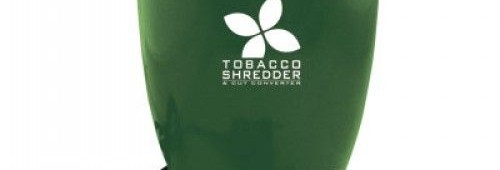Electric Tobacco Shredder