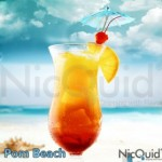 Pom Beach NicQuid E-Juice