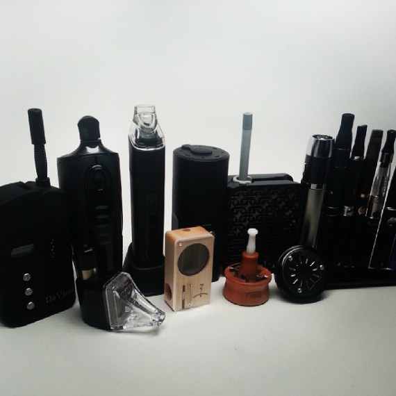 Portable Vaporizers Just Hanging Out