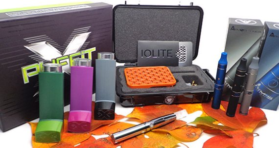 EZVapes October Vaporizer Giveaways