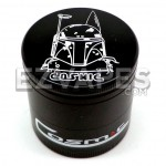 Cosmic 4 Piece Aluminum Boba Fett Grinder Medium 53mm