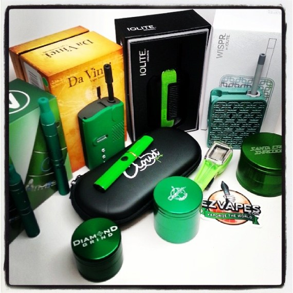 Happy Saint Patrick's Day From EZVapes!