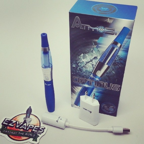 Now In Stock: Atmos Optimus v2! #atmos #ezvapes #vapetheworld