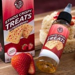 Strawberry Crispy Treats Ethos Vapors E-Juice 60mL