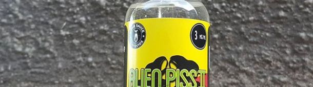 Alien Piss 2 Has Landed
