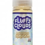 Morning Manifesto Fluffy Clouds E-Juice 100mL