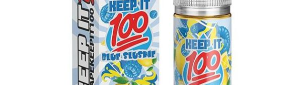 Pick up the Blue Slushie Lemonade by our friends @vapekeepit100 #ezvapes #vtw #keepit100 # #ejuice #eliquid #lemonadevape #vapor #vapelife