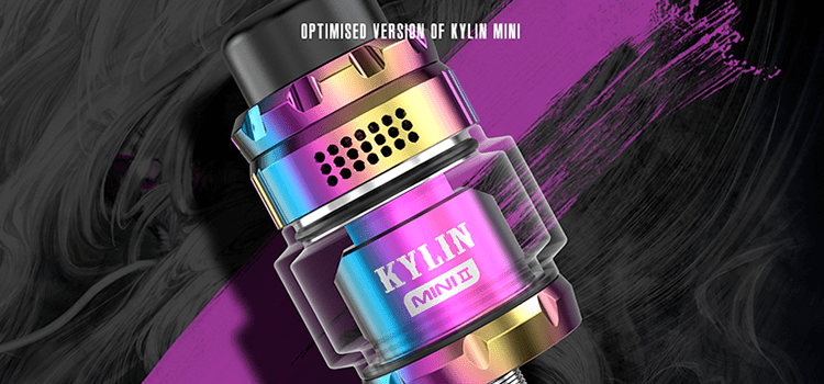 Kylin Mini II RTA 2-5ml 24.4mm - Vandy Vape