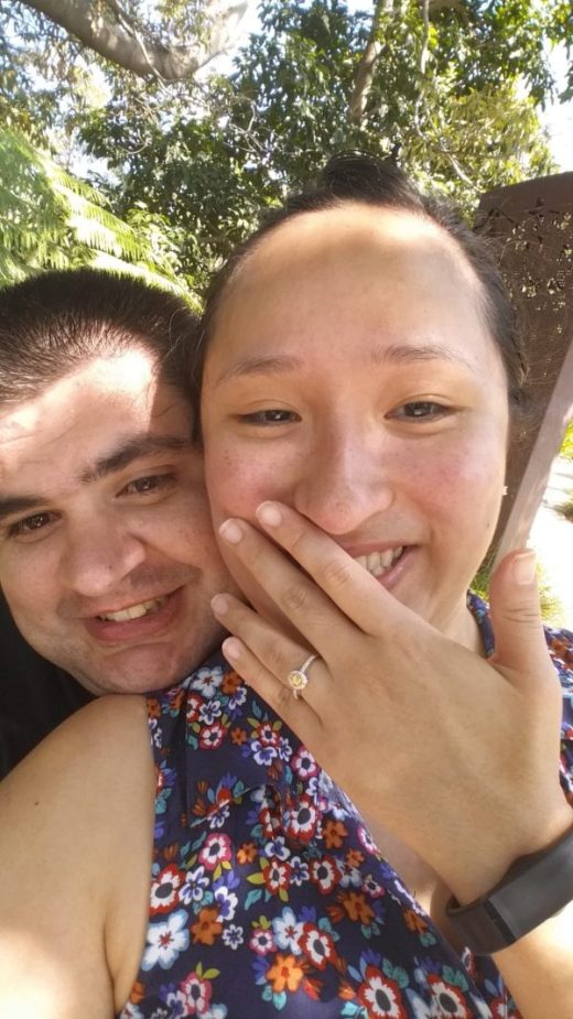 How Getting Engaged Helped Push Me To Lose Weight