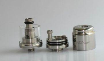 AGA-T3 atomizer parts