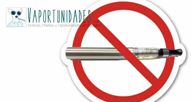 españa prohibira cigarrillos electronicos