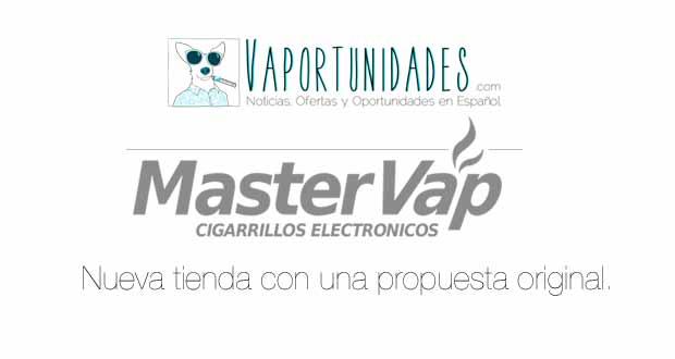 mastervap cigarrillos electronicos espana