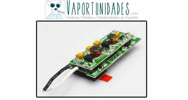 2vaporbreak vamo v5 PCB board