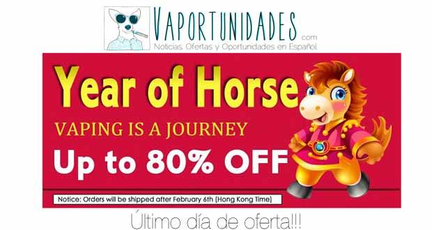 focalecig ofertas caballo
