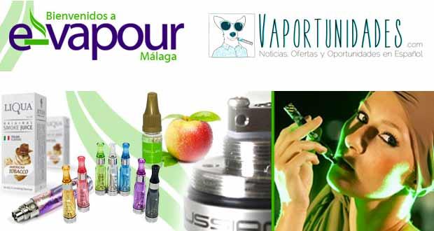 ofertas evapourmalaga tienda cigarrillos electronicos