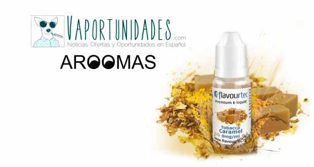 flavourtech aroomas gratis liquido