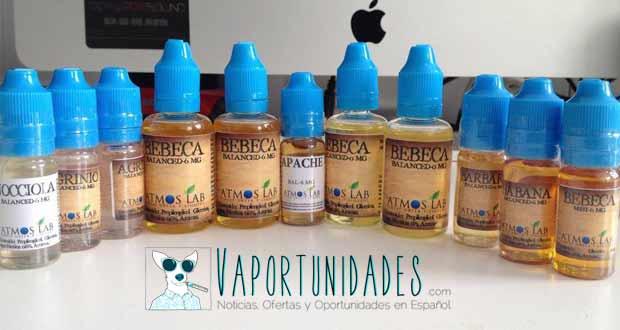 vaperalia liquidos atmos lab comprar barato oferta espana