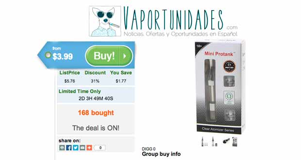 focalecig kanger protank mini group buy conjunta
