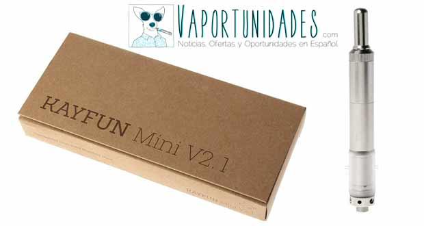 Kayfun mini v2.1 ivogo fasttech