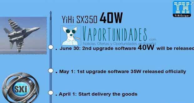 yihi yihie sx350 40w