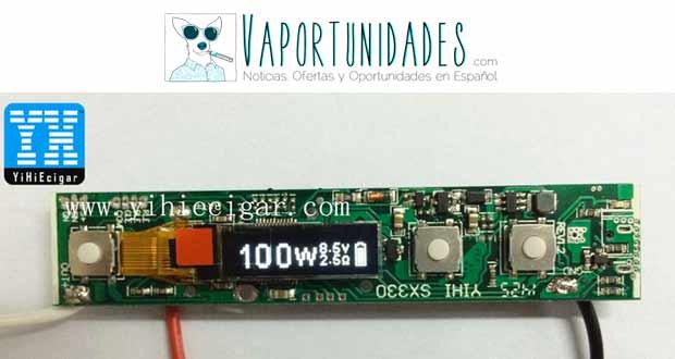 yihiecigar yihi sx330 50W 100W chip electronica