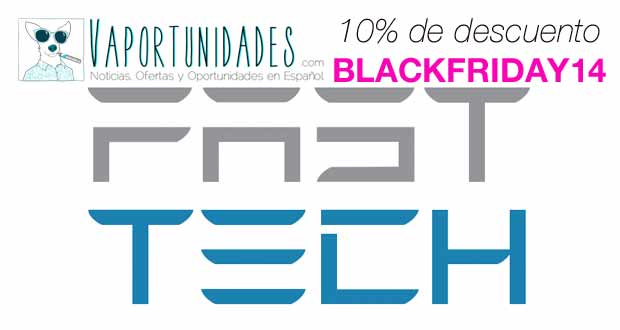 BLACK FRIDAY COUPON CUPON DESCUENTO FASTTECH