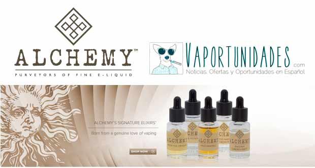 liquidos alchemy vaportunidades