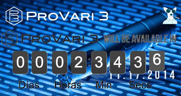 provape provari 3 p3 disponible venta