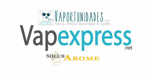 vapexpress solubarome