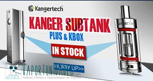 Kanger subtank plus kbox cigabuy