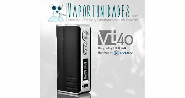 Hcigar VT40