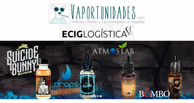 eciglogistica catalogo distribuidor cigarrillos electronicos